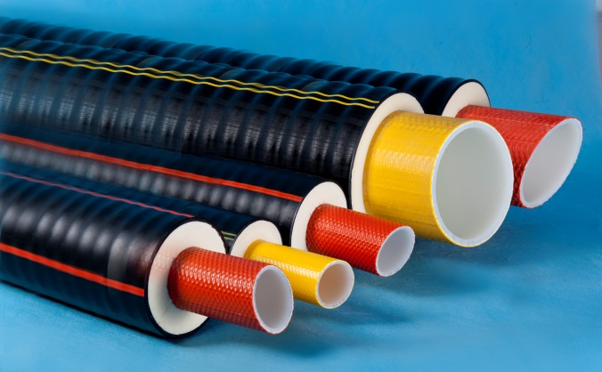 Radius kelit infrastructure introduces innovative pipe for Innovative heating systems