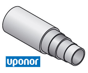 Multi-layer Composite Tubing (photo: Uponor)